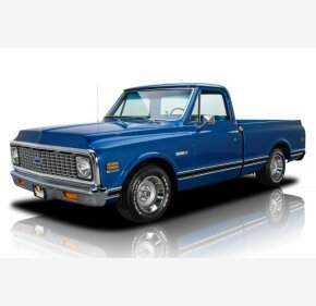 1972 Chevrolet C/K Truck for sale 101087892